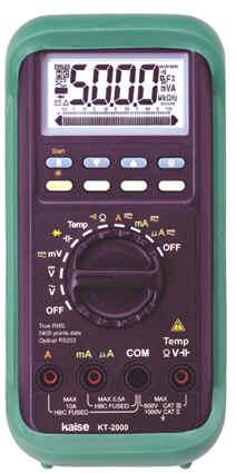 数字万用表KT-2000