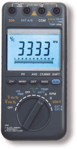 数字万用表SK-6180