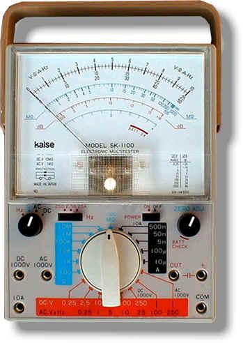 指针式模拟万用表SK-1100