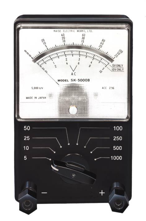 交流电压计SK-5000B