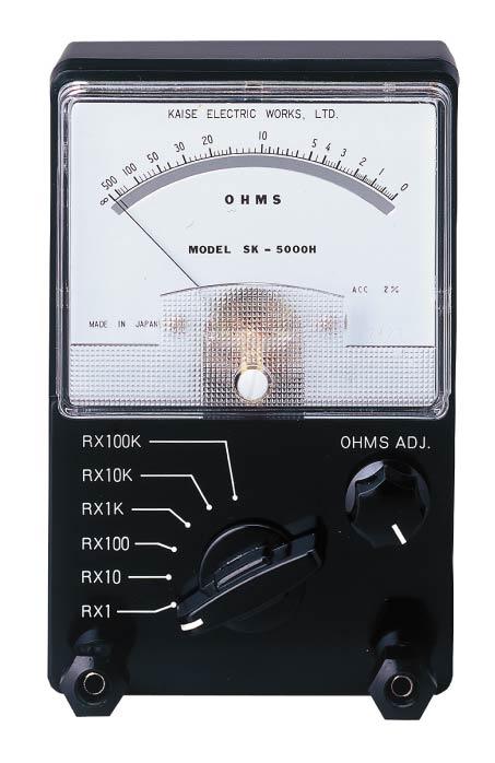 电阻计SK-5000H