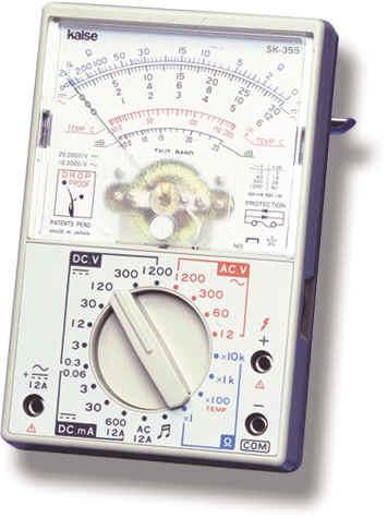 指针式模拟万用表SK-352