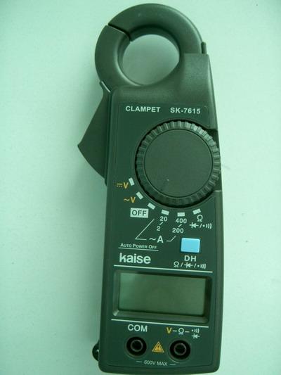 钳形表SK-7615