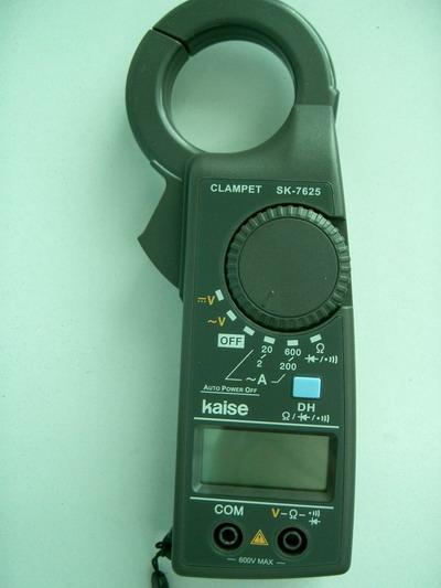 钳形表SK-7625