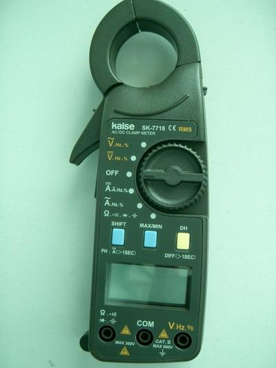 钳形表SK-7718