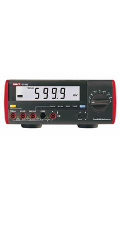 UT800系列(新型台式自动量程真有效值数字万用表)UT-803