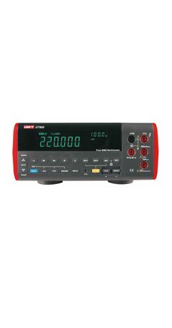 UT800系列(新型台式自动量程真有效值数字万用表)UT-805