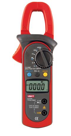 UT200系列(数字钳式万用表)UT-204