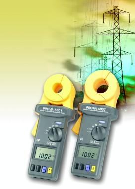 钳式接地电阻测试仪PROVA5601