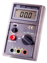 数字接地电阻计TES1605