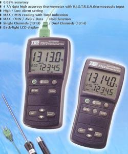 温度表(温度计)(双)TES1314K.J.E.T.R.S.N.