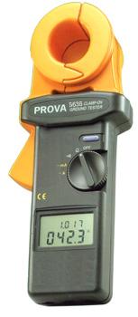 钳型接地电阻计PROVA5635
