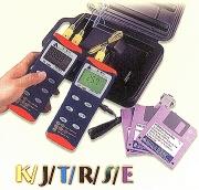 K/J/T/R/S/E型热电偶温度计AZ8856