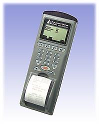 [温湿度表]列表式温湿度计印表机AZ9680