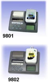 温湿度记录仪打印机9802
