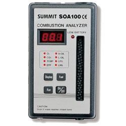 燃烧效率分析仪SOA100