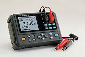 电池测试仪表3554