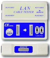 LAN922网路缆线测试器