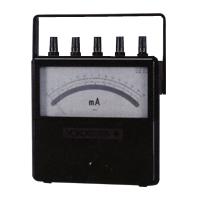 2012直流电压电流表