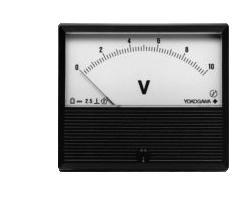 YOKOGAWA横河配电盘用仪表