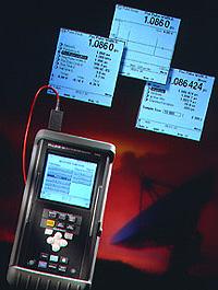 Fluke164手持式多功能计数器
