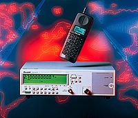 PM 6685R 铷钟计时计频计
