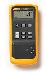 Fluke714热电偶校准器
