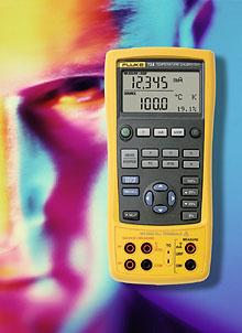 温度校准器Fluke724