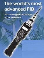 PhoCheck 5000EXM型军用版本TVOC检测仪