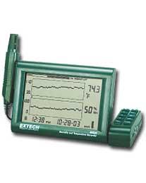 无纸温湿度计记录仪RH520