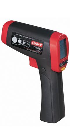 UT300系列(专业型红外测温仪)UT-301C