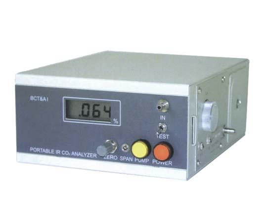 便携式红外线二氧化碳分析仪 017