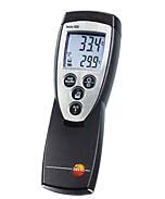 单通道温度计Testo925