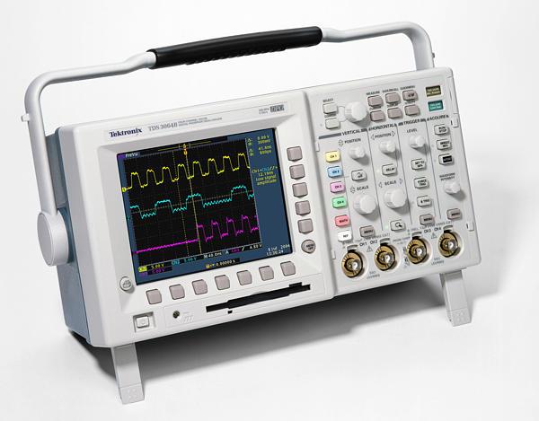 数字荧光示波器TDS3012B