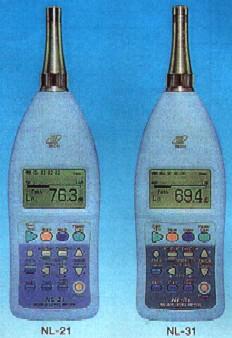 精密声级计/噪音计 NL-21/NL-31