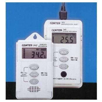 温湿度记录器/温湿度记录仪CENTER342
