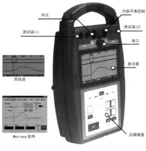 16公里TDR型电缆故障定位仪E2770