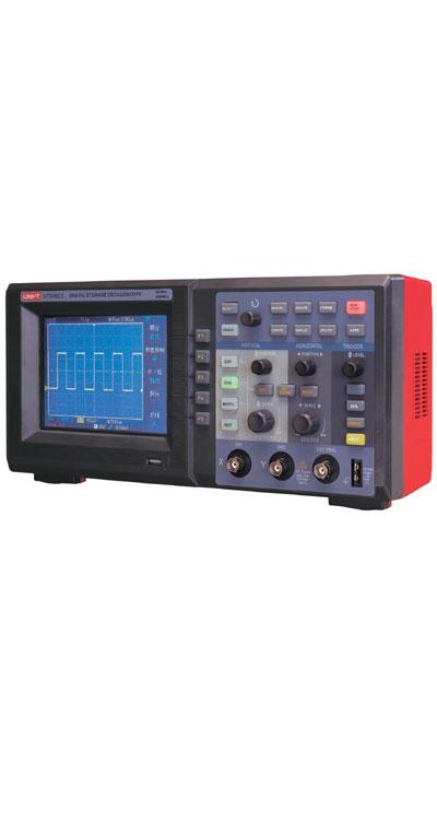 彩色数字存储示波器UTD-2082C