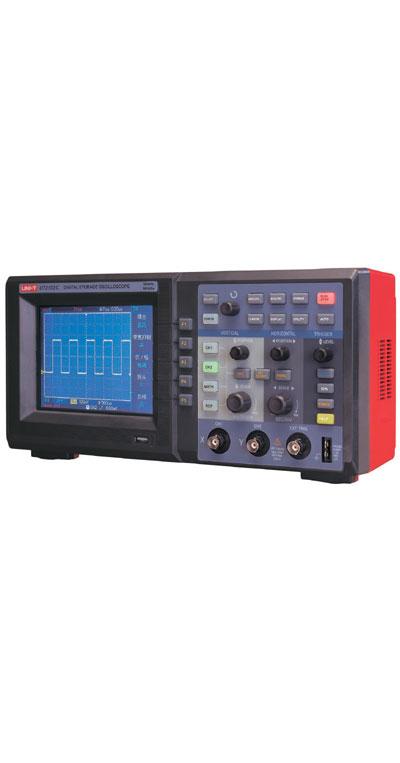彩色数字存储示波器UTD-2102C