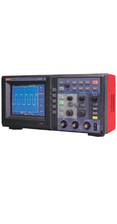 彩色数字存储示波器UT-2202C