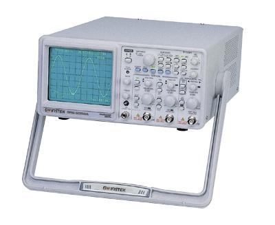 模拟+数字存储示波器GRS-6052A