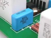 金属皮膜电容PHE450