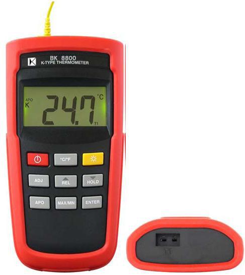 K型温度计(单组输入)BK8800