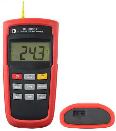 K/J型温度计(单组输入) BK8800A