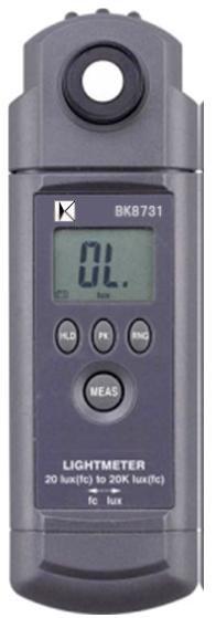 照度计Model:BK8731