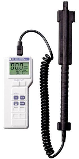 [温湿度表]数位式温度/湿度/湿球/露点量测计BK8321