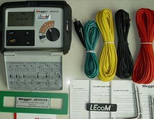 接地电阻测试仪DET4TCR2