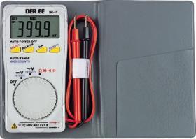 [万用表]口袋型萬用電錶DE-11
