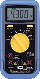 數位型萬用電錶DE-2005
