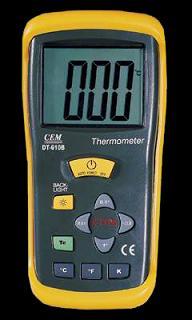 数显双通道温度表DT-612
